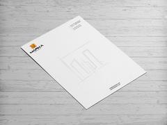 Binalı Logo  Antentli K. Tasarımı