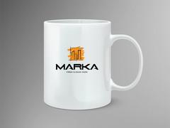 Binalı Logo  Mug Tasarımı
