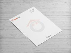Ev logo Antentli K. Tasarımı