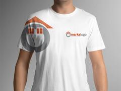 Ev logo T-shirt Tasarımı