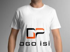 G ve P Logo T-shirt Tasarımı
