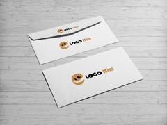 Tatlı Logo Zarf Tasarımı