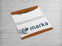 E marka Zarf Tasarımı