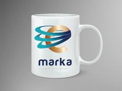 E marka Mug Tasarımı