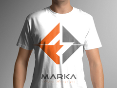 FM Logo T-shirt Tasarımı