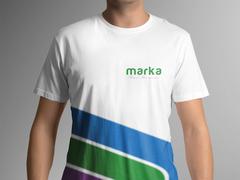 P ve S Logo T-shirt Tasarımı