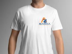 A ve Z Logo T-shirt Tasarımı
