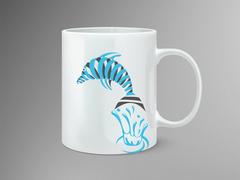 Yunus Logo Mug Tasarımı