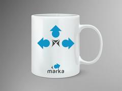 C Marka Mug Tasarımı