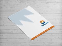 E harfi logo  Antentli K. Tasarımı