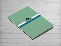 A Harfi Logo Tasarımı Dosya Tasarımı