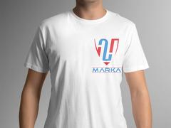 H Harfi Logo T-shirt Tasarımı