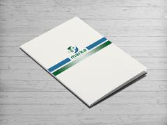 U ve P Logo Dosya Tasarımı