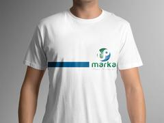 U ve P Logo T-shirt Tasarımı