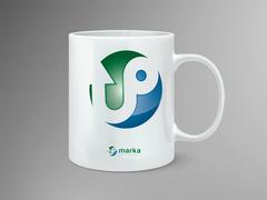 U ve P Logo Mug Tasarımı