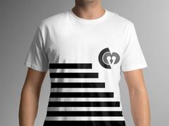CM Marka T-shirt Tasarımı