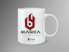 B Marka Mug Tasarımı