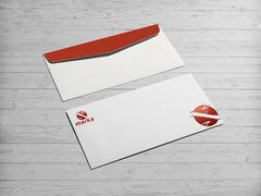 Daire Logo Zarf Tasarımı