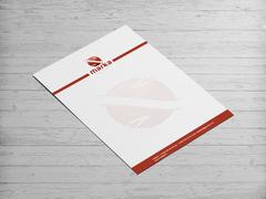 Daire Logo Antentli K. Tasarımı