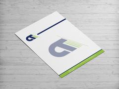 C ve T Logo Antentli K. Tasarımı