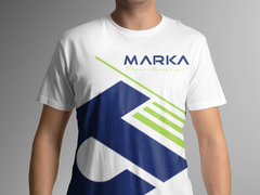 C ve T Logo T-shirt Tasarımı
