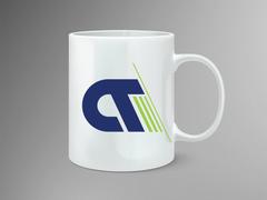 C ve T Logo Mug Tasarımı