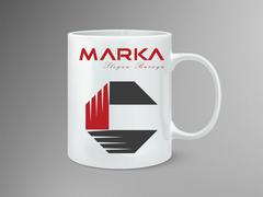 C Logo Mug Tasarımı