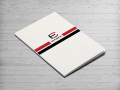 TE Marka Dosya Tasarımı