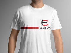 TE Marka T-shirt Tasarımı