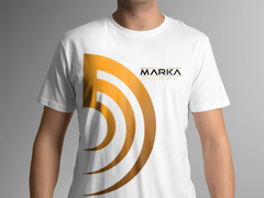 D Marka T-shirt Tasarımı