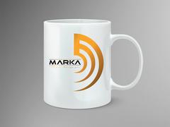 D Marka Mug Tasarımı