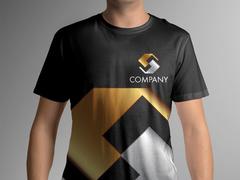 S Holding T-shirt Tasarımı