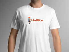 Kalem Çocuklar T-shirt Tasarımı