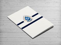 Damla Logo Dosya Tasarımı
