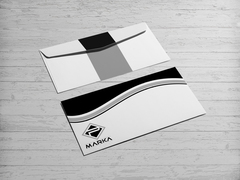 P Logo Zarf Tasarımı