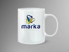 Oklar Logo Mug Tasarımı