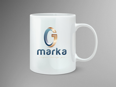 G Marka Mug Tasarımı
