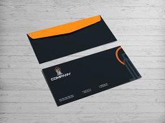 İnşaat ve Emlak Logo Zarf Tasarımı