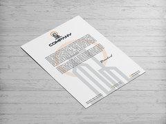 İnşaat ve Emlak Logo Antentli K. Tasarımı