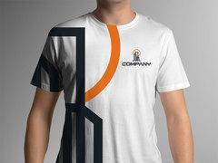 İnşaat ve Emlak Logo T-shirt Tasarımı