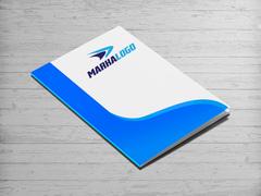 Dinamik Spor Logo Dosya Tasarımı