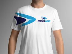 Dinamik Spor Logo T-shirt Tasarımı