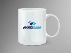 Dinamik Spor Logo Mug Tasarımı