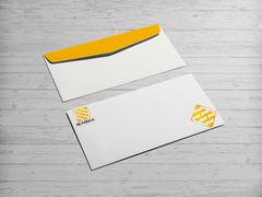 E Logo Zarf Tasarımı