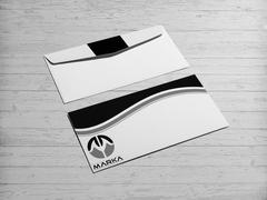 m logo Zarf Tasarımı
