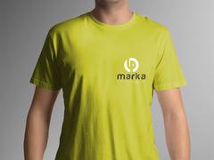 Modern logo T-shirt Tasarımı
