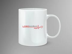 Medikal Logo Mug Tasarımı
