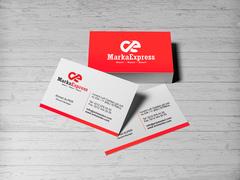 Ekspres logo Kartvizit Tasarımı