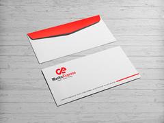 Ekspres logo Zarf Tasarımı