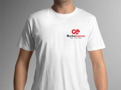 Ekspres logo T-shirt Tasarımı